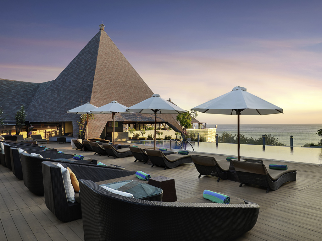 The Kuta Beach Heritage Hotel Bali Managed By Accor