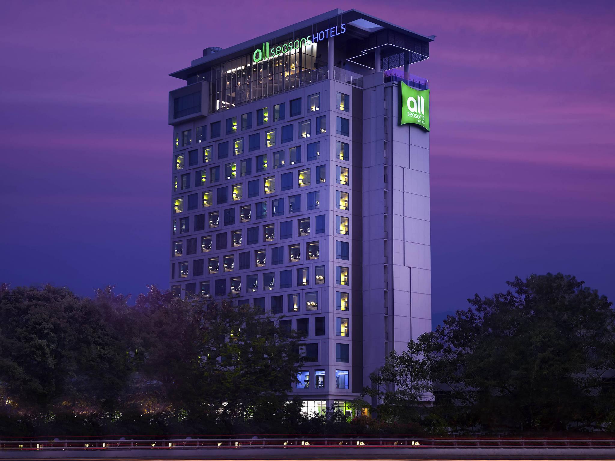 Hotel Jakarta - Seasons Thamrin Accorhotels