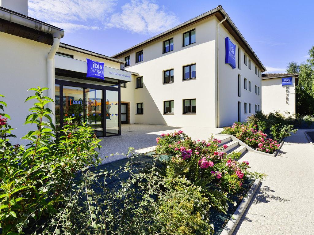 Hotel A St Thibault Des Vignes Ibis Budget Marne La Vallée