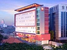 Ibis Jakarta Senen Hotel Ekonomi Internasional Di