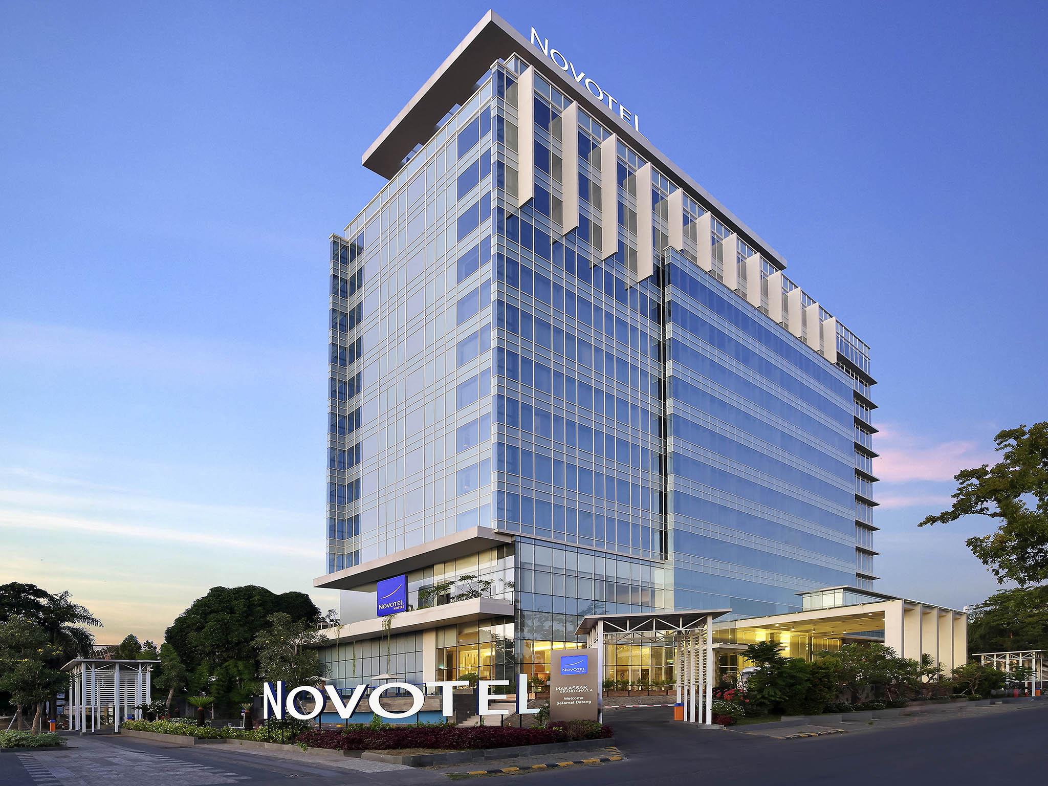 Hotel Di Novotel Makassar Grand Shayla