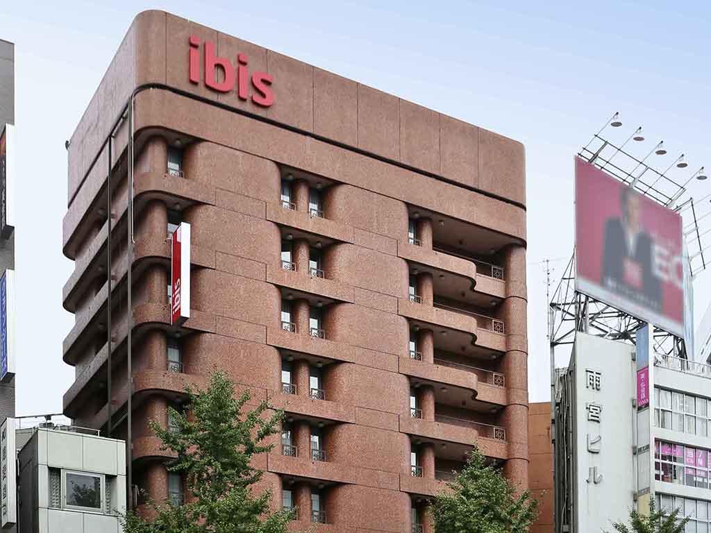 Ibis Tokyo Shinjuku Hotel Book Your Budget Hotel In Tokyo
