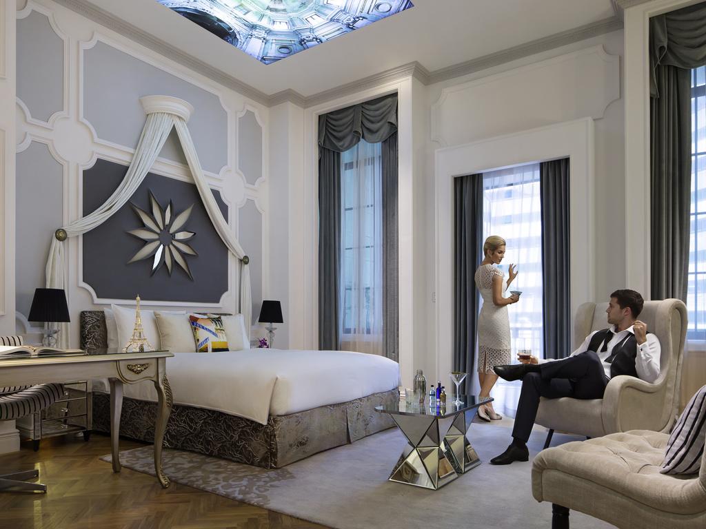 So Sofitel Singapore Luxury Boutique Hotel Accorhotels