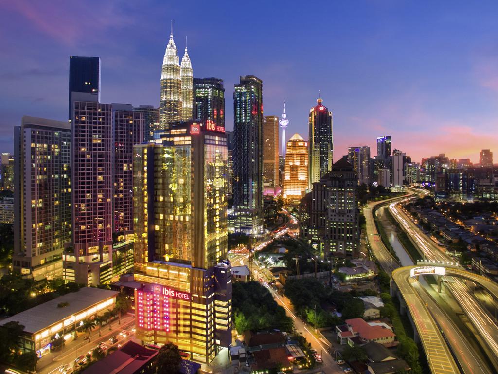 Hotel In Kuala Lumpur Ibis Kuala Lumpur City Centre Accor