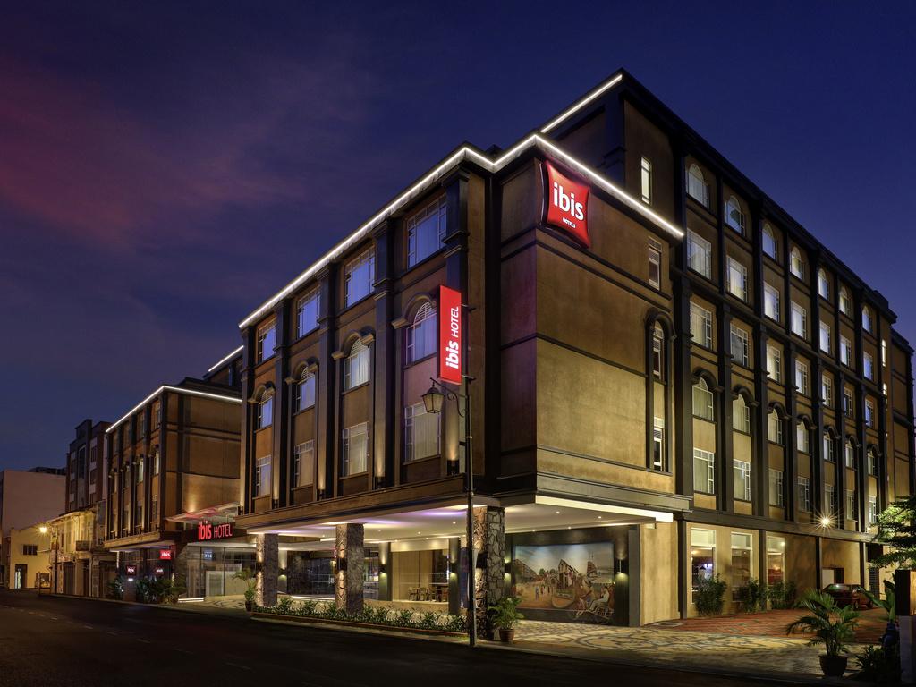 Hotel In Melaka Ibis Melaka Accor