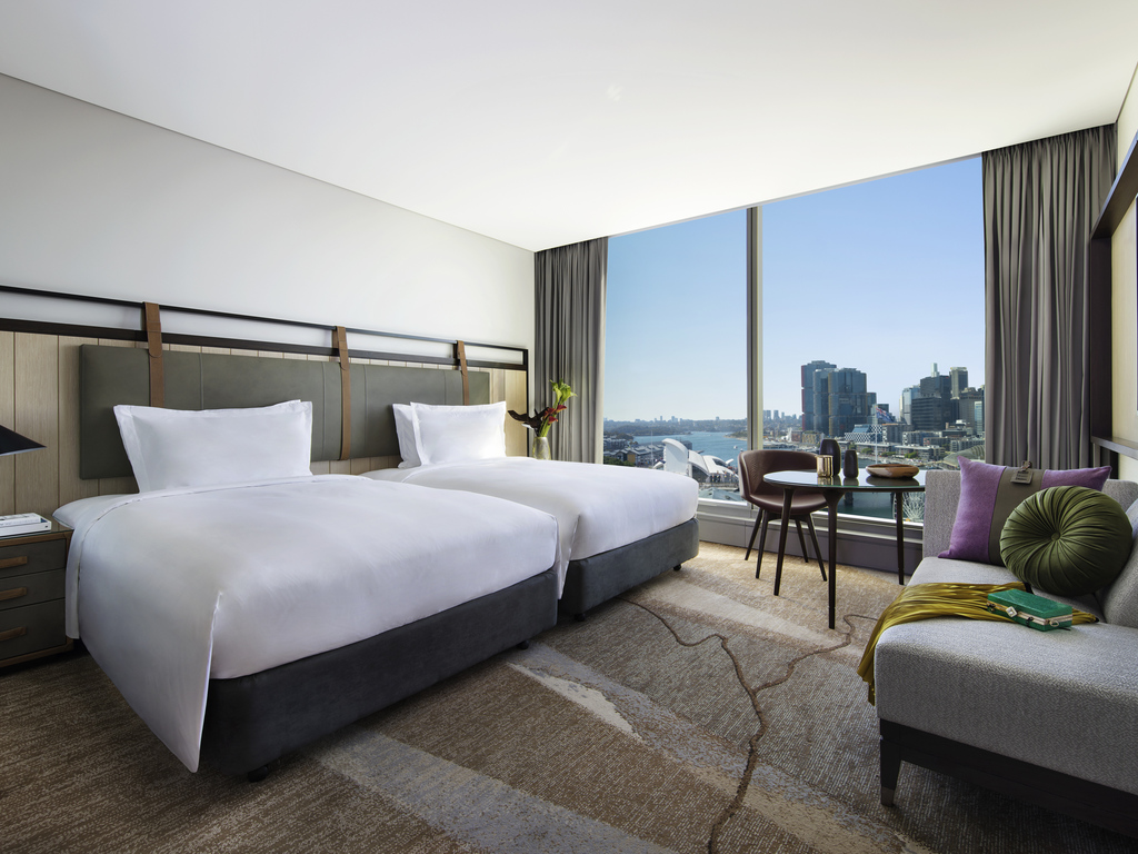 Sofitel Darling Harbour Luxury Darling Harbour Hotel