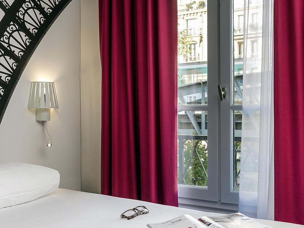 Hotel In Paris Ibis Styles Paris Eiffel Cambronne Accor