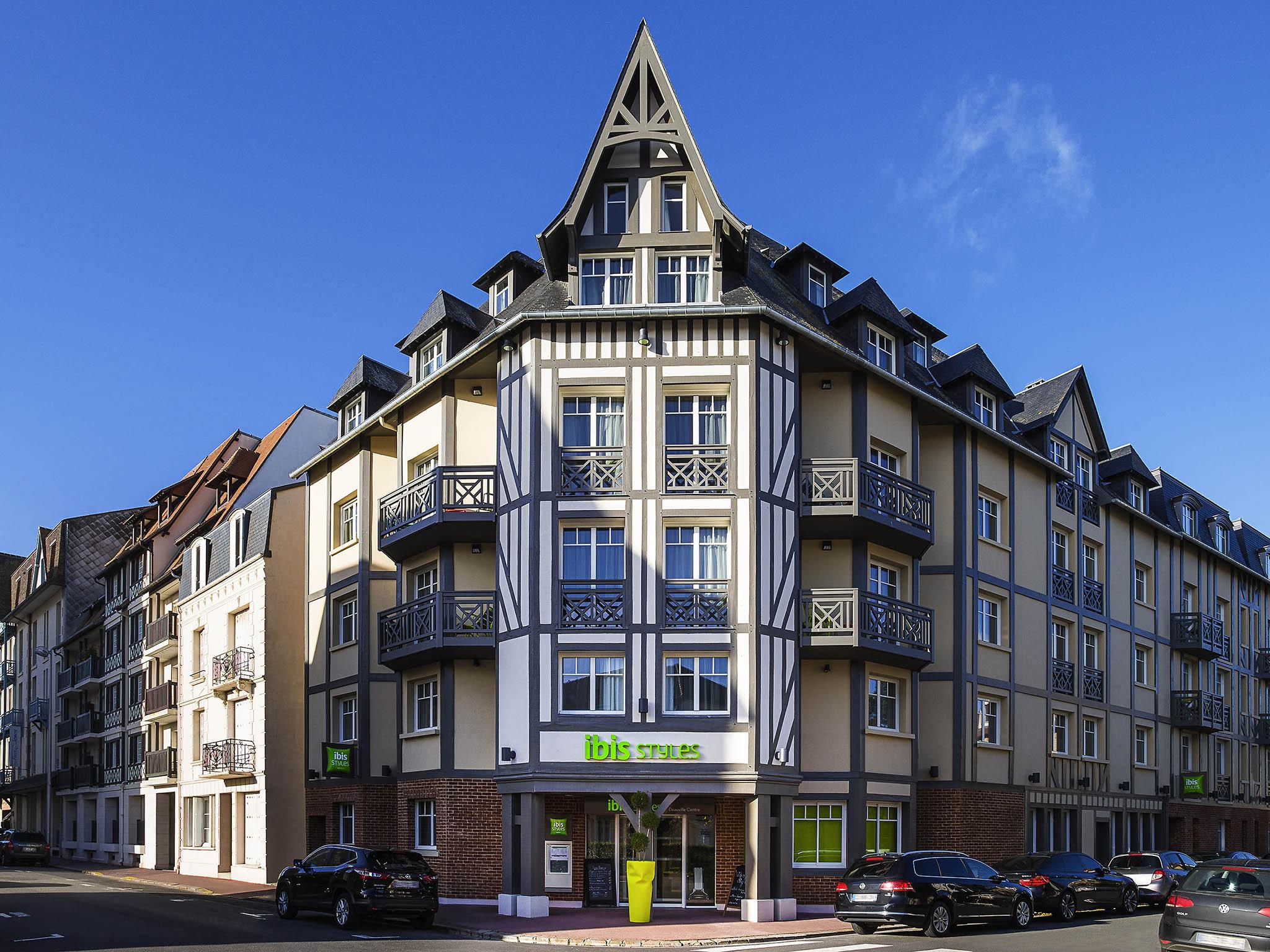 Hotel In Deauville - Ibis Styles Centre
