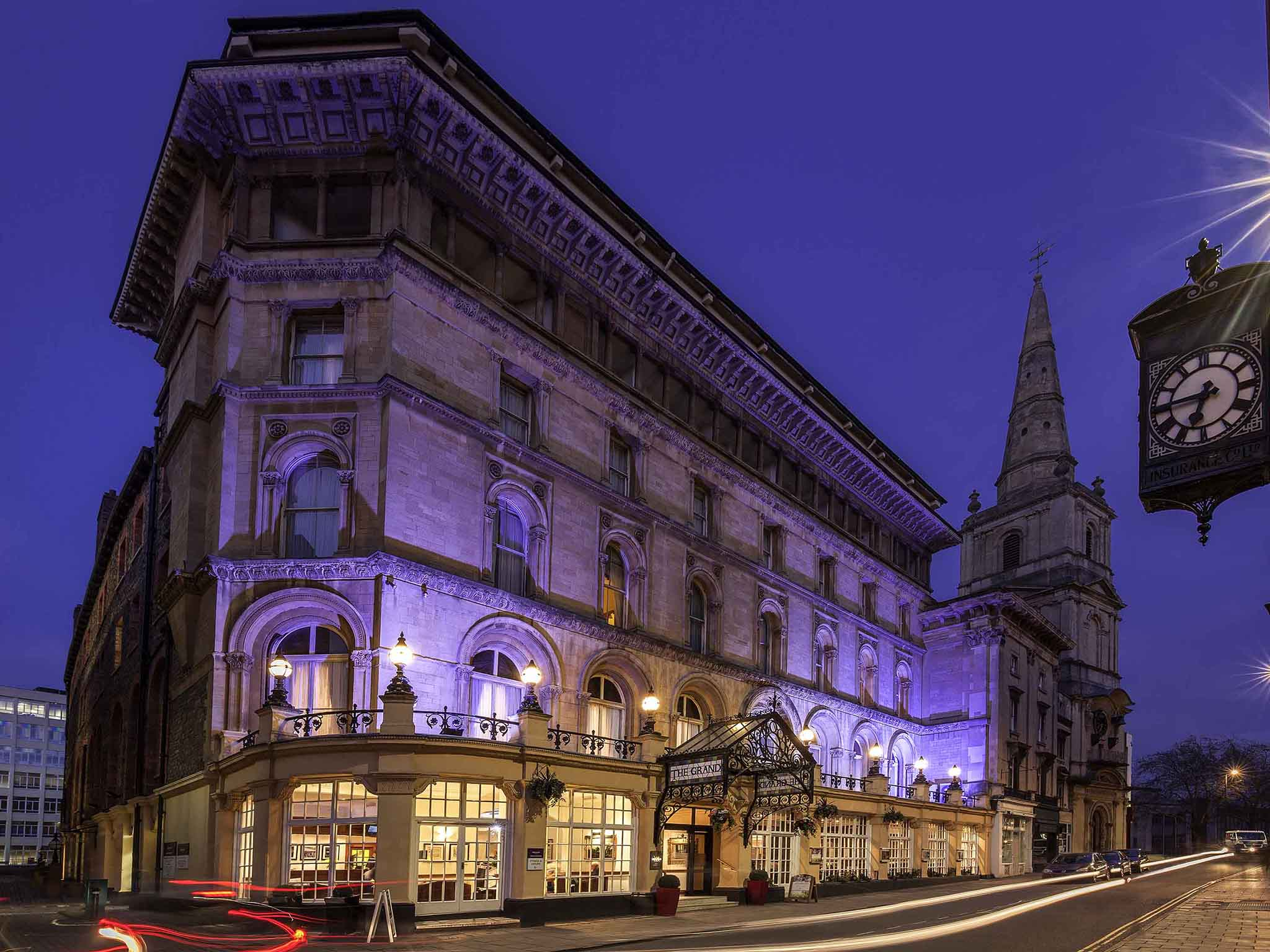 Hotel Di Mercure Bristol Grand Hotel Mercure Bristol Grand