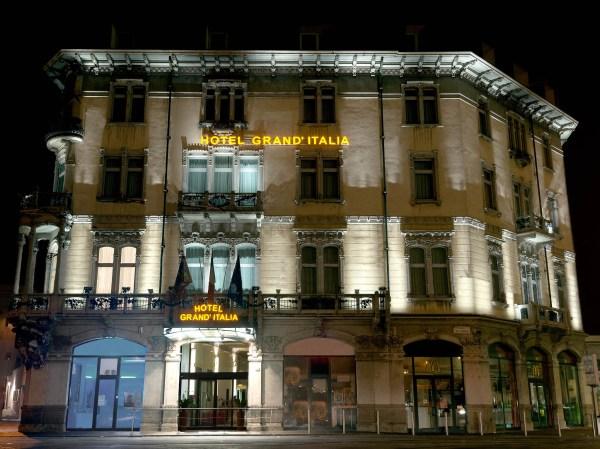 Hotel in PADOVA Hotel Grand Italia