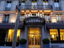 Hotel In Paris - Royal Champs Elyses