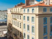 Tel Marseille - Hotel Carre Vieux Port