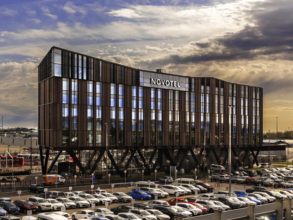 Hotel In Christchurch Novotel Christchurch Airport Accor
