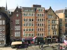 Luxury Hotel Amsterdam Centre - Swissotel Dam Square