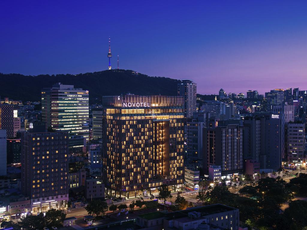 Hotel In Seoul Novotel Ambassador Seoul Dongdaemun Hotels