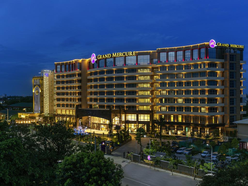 Hotel In Yangon Grand Mercure Yangon Golden Empire Accor