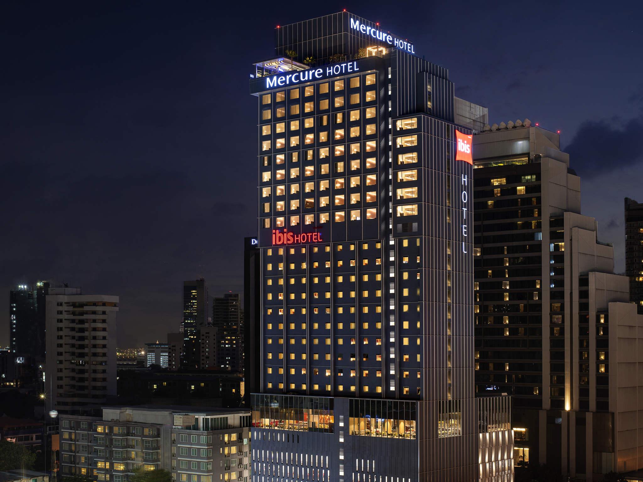 Hotel In Bangkok Ibis Bangkok Sukhumvit 24 Opening