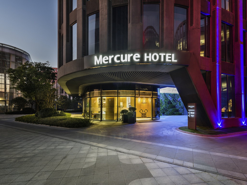 Hotel In Shanghai Mercure Shanghai Hongqiao Railway