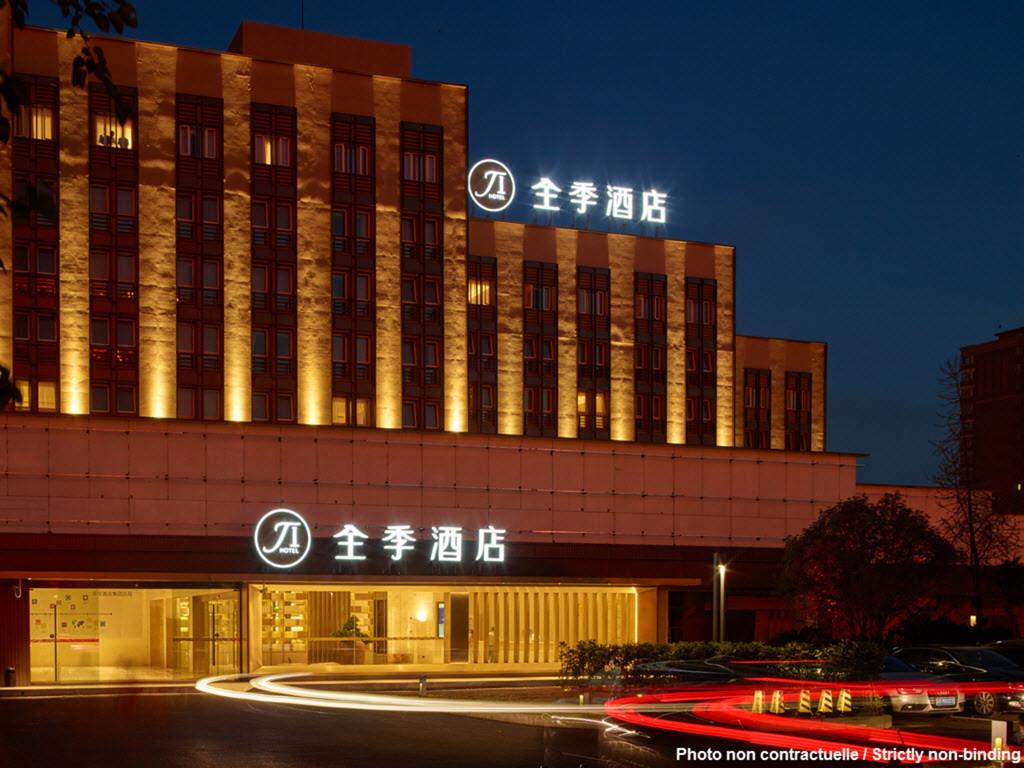 Hotel In Nanjing Ji Nanjing Xinjiekou Accor