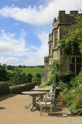 Haddon Hall - Foto door Angela Heetvelt