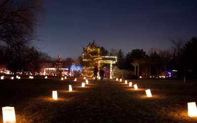 2020 Luminaria Candle-lit Walk Cancelled