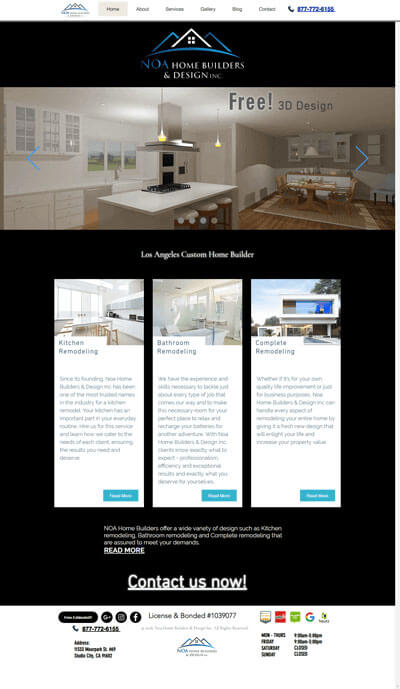 Best Digital Marketing Services Client Project 3 Preview