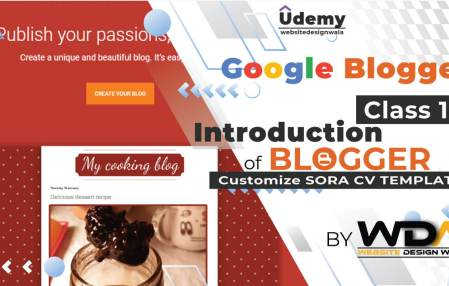 Introduction of Blogger