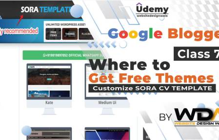 Where to get Free Themes