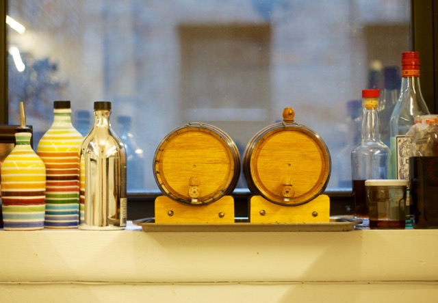 Homemade Vinegar from Andrew Yanev of Talking Tannins