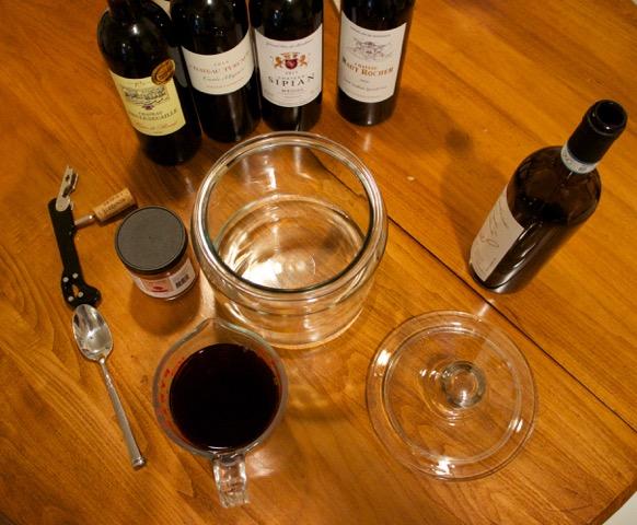 Homemade Vinegar from Andrew Yanev of Talking Tannins
