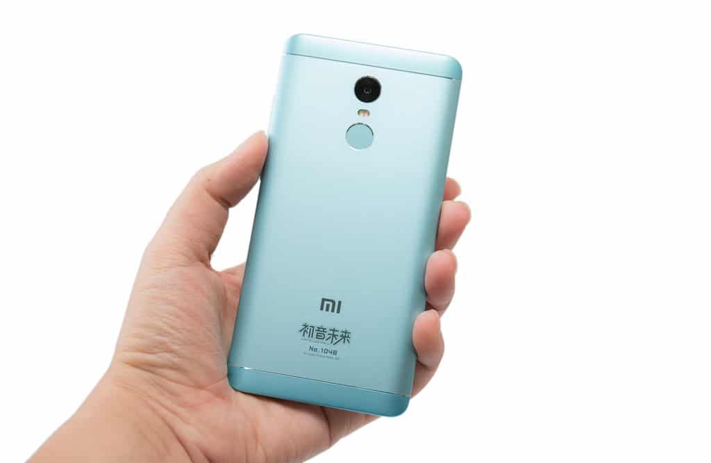 [多圖] 初音ミク/はつね ミク 特別版 紅米 Note 4x 開箱,與一般版相比 – 3C 達人廖阿輝