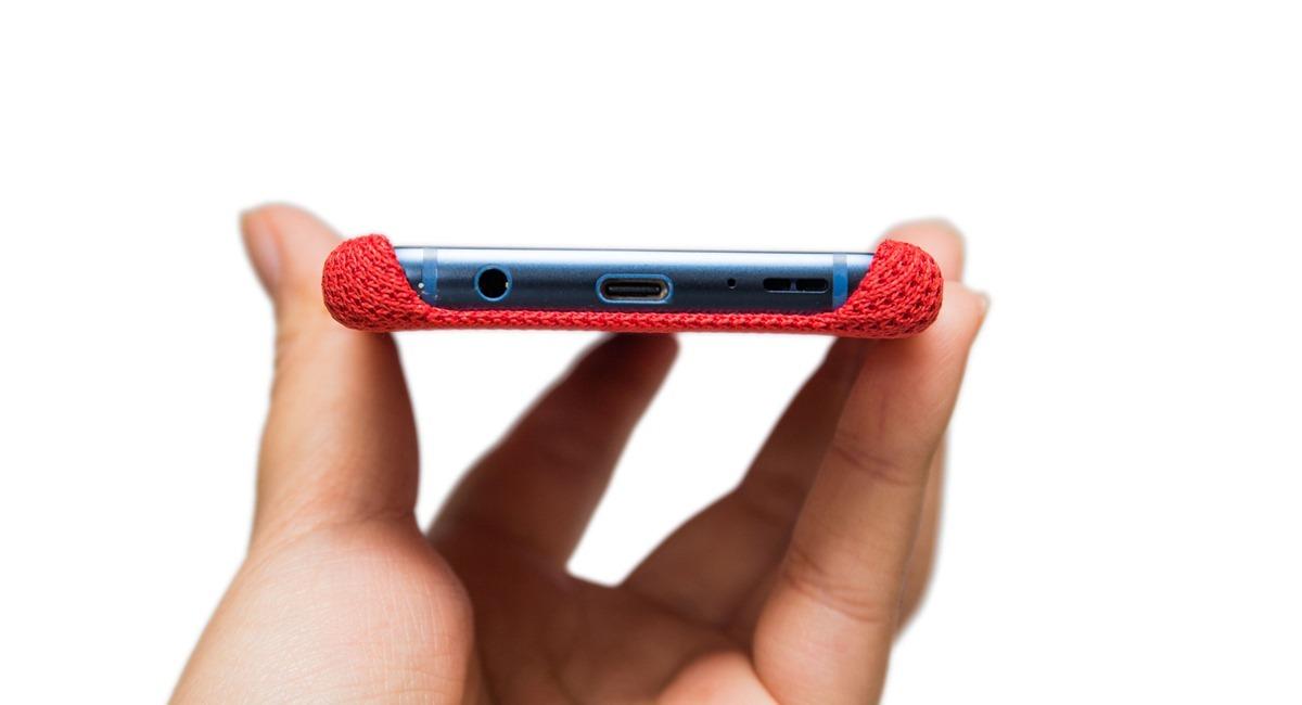 幫 Galaxy S9/S9+ 找保護殼?原廠三星『網狀織布背蓋』HYPERKNIT COVER 大圖清晰開箱分享 @3C 達人廖阿輝