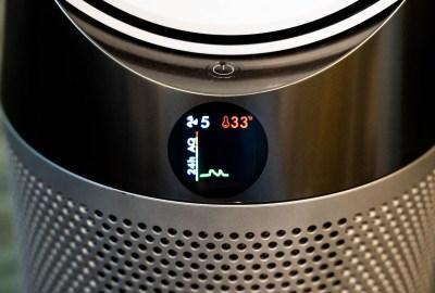 每個人都值得擁有 Dyson Pure Hot+Cool HP04 三合一涼暖空氣清淨機帶來的清爽與乾淨 @3C 達人廖阿輝