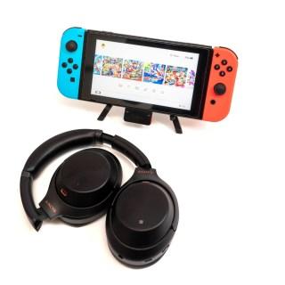 讓 Switch 連接藍牙耳機的幫手 GENKI 入手分享!藍牙 5.0 / 雙藍牙耳機連接 / 多設備使用測試 @3C 達人廖阿輝