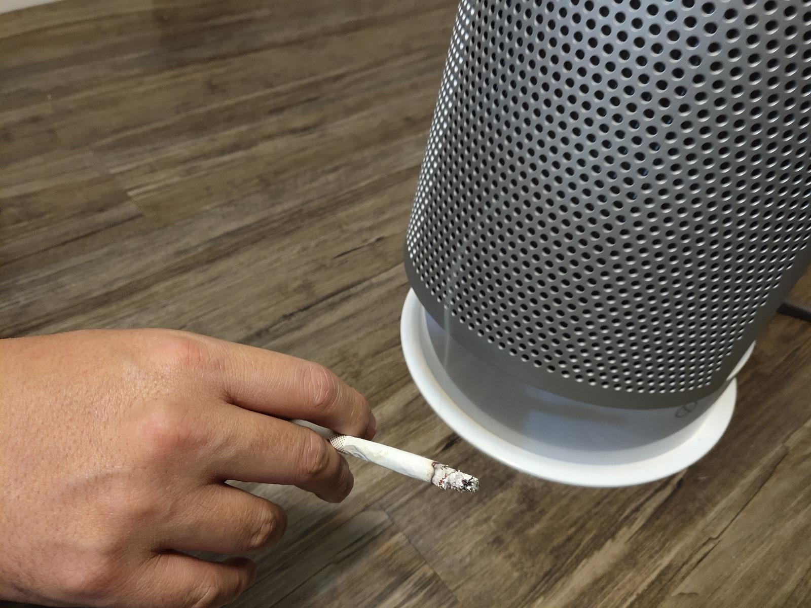 每個人都值得擁有 Dyson Pure Hot+Cool TP04 三合一涼暖空氣清淨機帶來的清爽與乾淨 @3C 達人廖阿輝