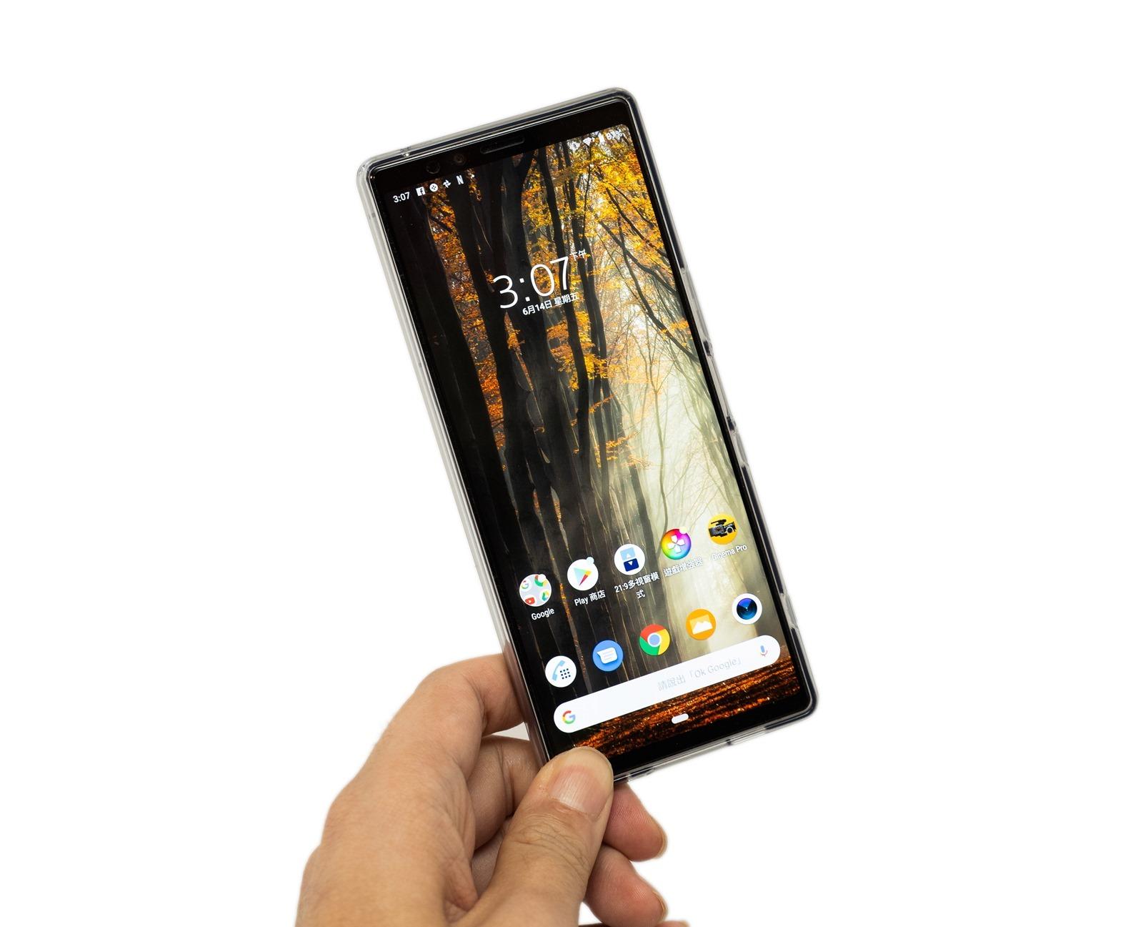 日系旗艦!Sony Xperia 1 帶著黑科技與經典重新到來! @3C 達人廖阿輝