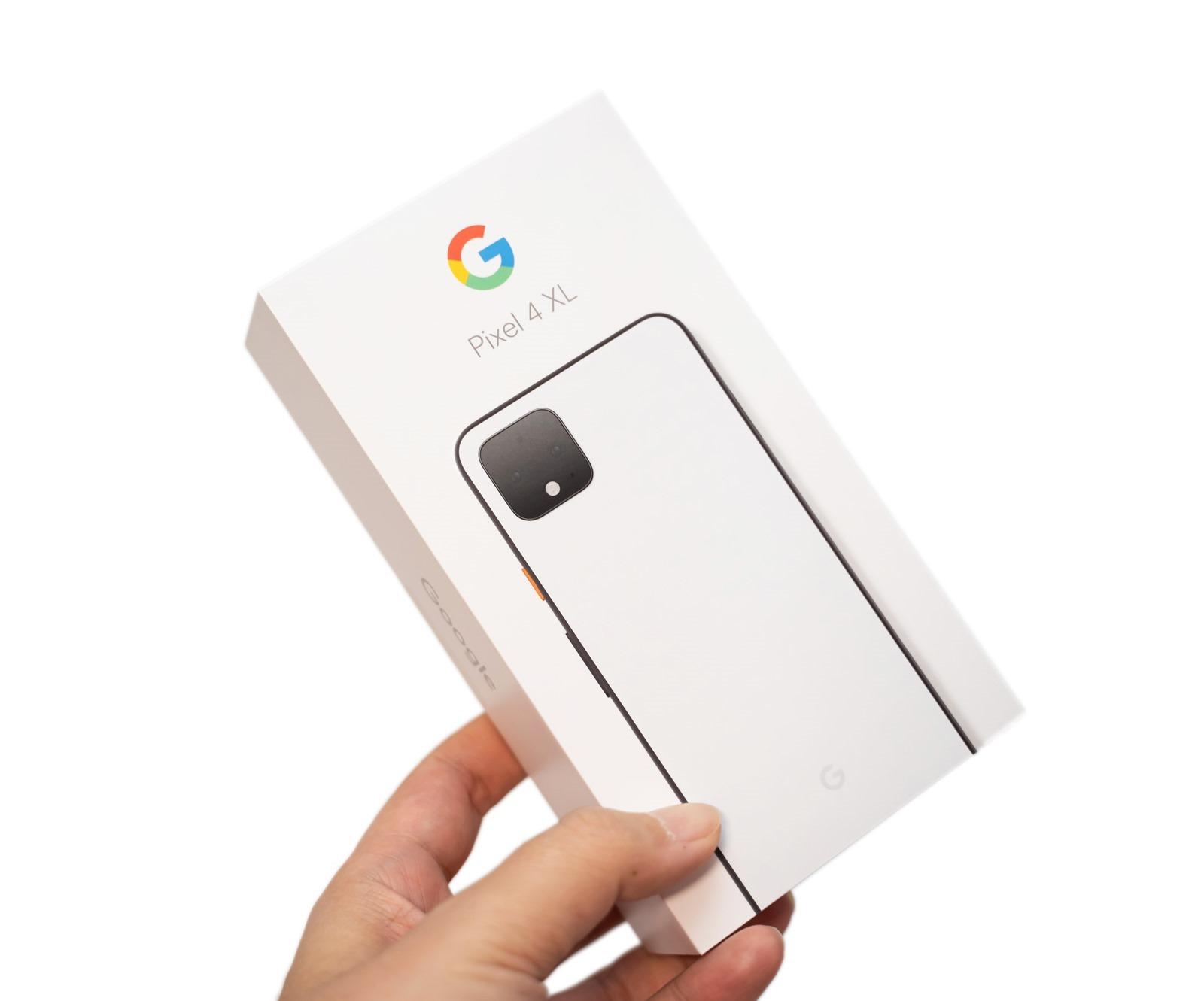 臺灣將第一波上市!Google Pixel 4 XL (1) 開箱。看看盒中有什麼? ( Google Pixel 4 XL Unboxing) 附規格 / 彙整資料 @3C ...