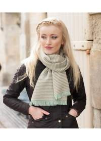Lochcarron of Scotland Brody Scarf - Ladies from A Hume UK