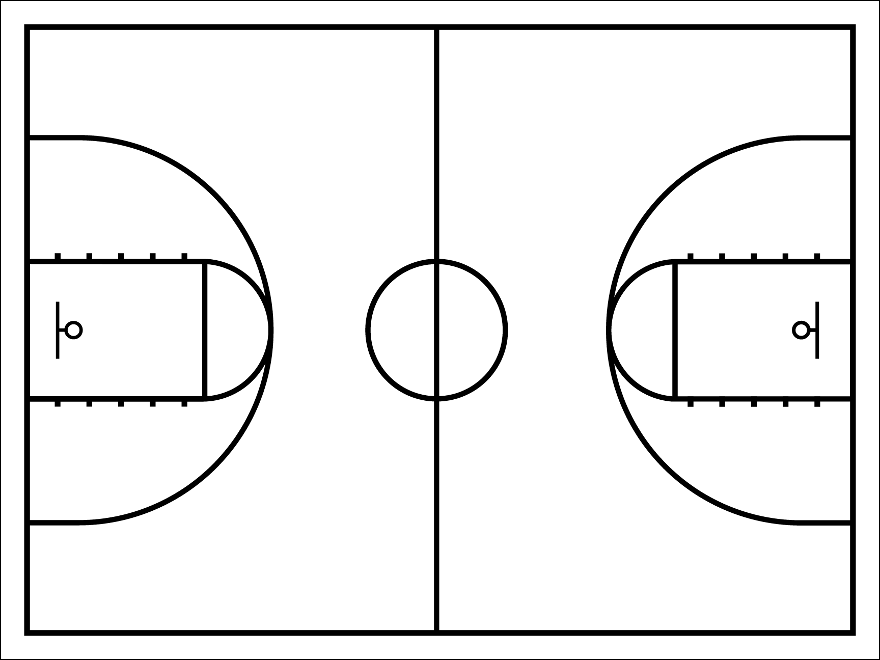 basketball court diagram for coaches ac generator wiring sheets cj2a solar panel
