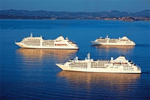 Sailing with Silversea