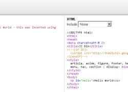 Online Text Code Editor