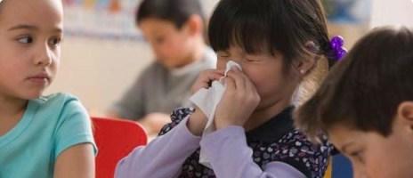 gejala influenza flu