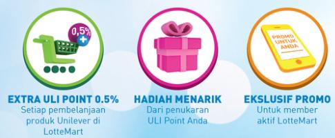 tukar poin unilever for you