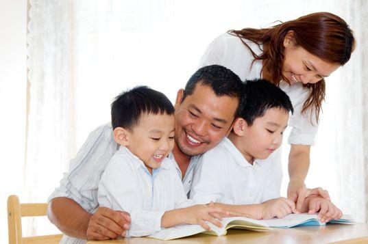 peran orang tua dalam kesuksesan anak