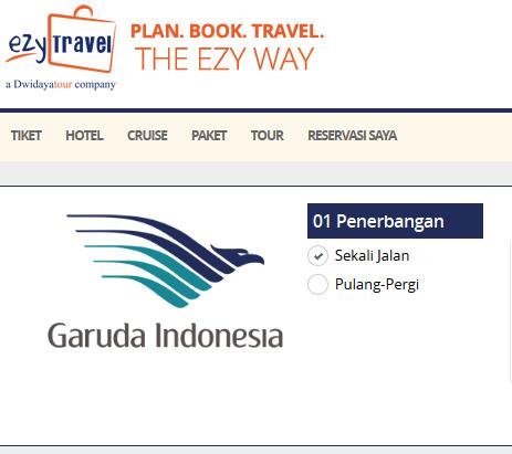 Garuda Indonesia Promo Murah Tiket Pesawat Penerbangan 2015-03-19