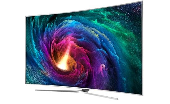 Samsung SUHD TV Nano Crystal