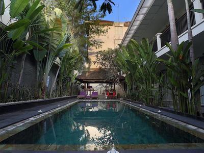 Kolam Renang Hotel Serela Kuta Bali