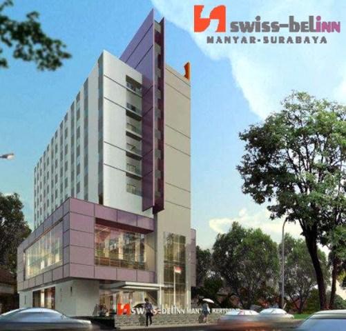Hotel Swiss Belinn Manyar Surabaya