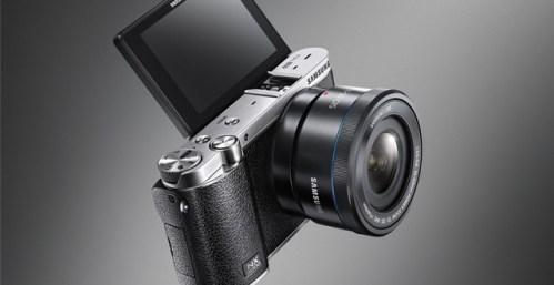 Samsung NX 500