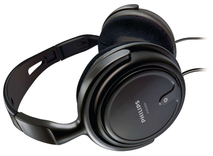 Review & Harga Headphone Philips SHP2000